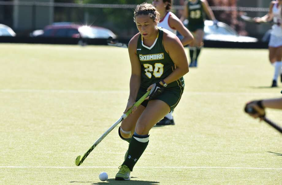 Dani DeGregory of Skidmore field hockey (Skidmore sports information)
