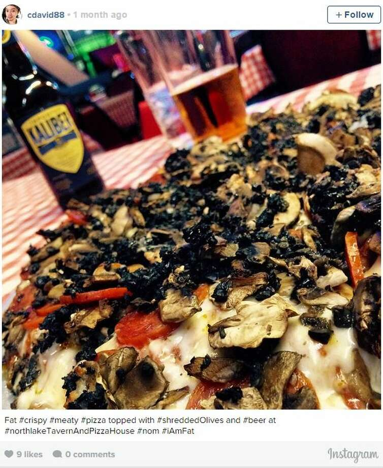Northlake Tavern & Pizza Househas been around since 1954 and is a favorite of UW students and alums. There may be fancier pizza elsewhere, but this place is steeped in local history and Husky fans, who love the pizza, beer and fun. No minors allowed. At 660 NE Northlake Way. Photo:   cdavid88, Instagram. Photo: Cdavid88, Instagram