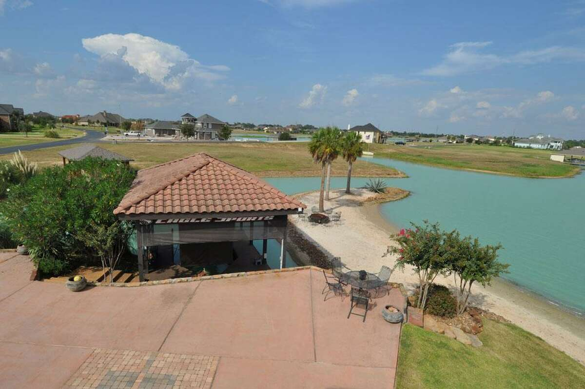 3002 Lakes Of Katy Lane Katy, Texas 77493 The boat deck has an attic for storage and a convertible,