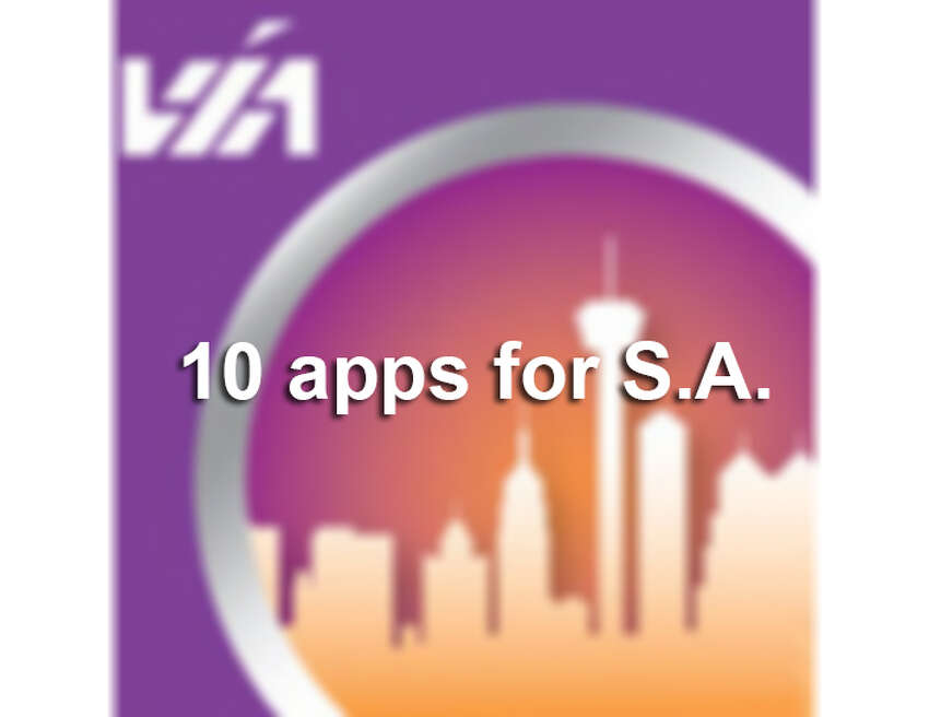 Click through the gallery to learn about 10 San Antonio apps.
