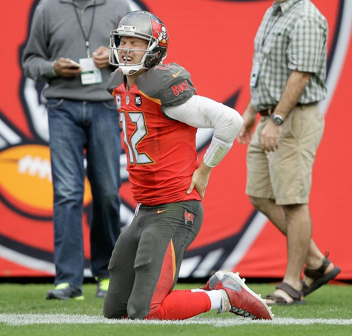 #31. Tampa Bay Buccaneers (1-8) Last week: #31 After being swept by Atlanta, Tampa Bay has a five-game losing streak. Five of the Bucs' eight defeats have been by seven or fewer points.