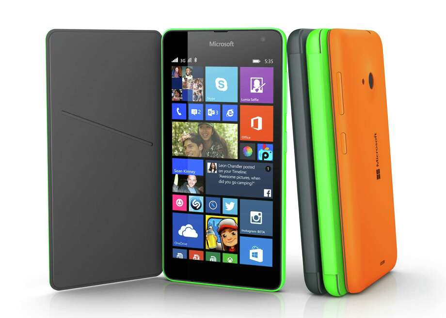 Microsoft is looking for global growth with the Lumia 535 smartphone. Photo: Uncredited, HONS / Microsoft