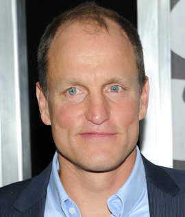 Woody Harrelson should win an Oscar someday — he's talented and a nice guy.
