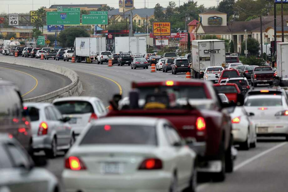 Texas' interstates, rankedfrom worst to bestThe U.S. has 66 interstates. Eleven of those highways can take you through Texas. But which ones provide for the most scenic drive and, more importantly, the least traffic? See Mapquest's rankings of local interstates. Photo: Gary Coronado, Houston Chronicle / © 2014 Houston Chronicle