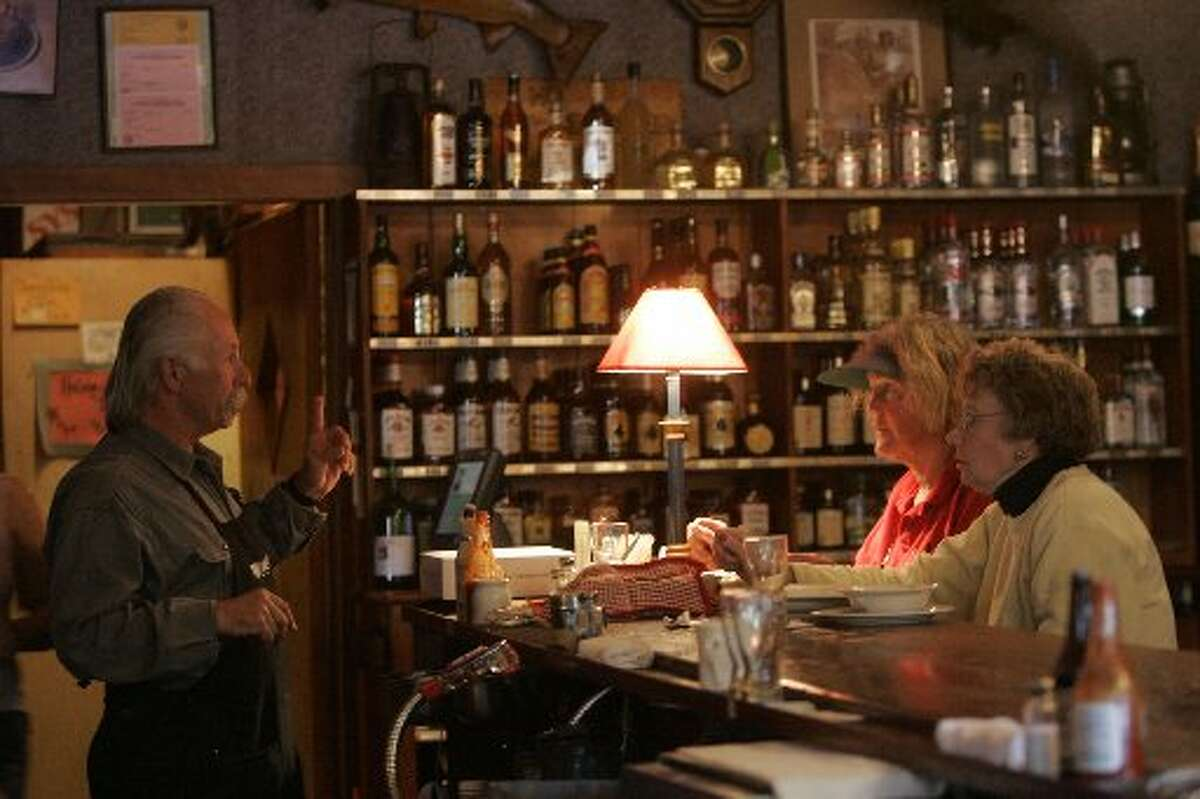 Duarte's Tavern in Pescadero : Driving the two miles from the PCH inland to Pescadero is like going into the Twilight Zone, or maybe Westworld. The tiny town that doesn't appear to have changed in decades, a feeling that is accentuated by Duarte's a diner and bar that serves up delicious, old school soups and cioppino. 202 Stage Rd, Pescadero, CA 94060.www.duartestavern.com