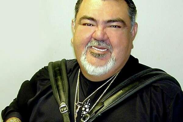 Conjunto accordionist and hitmaker Nick Villarreal