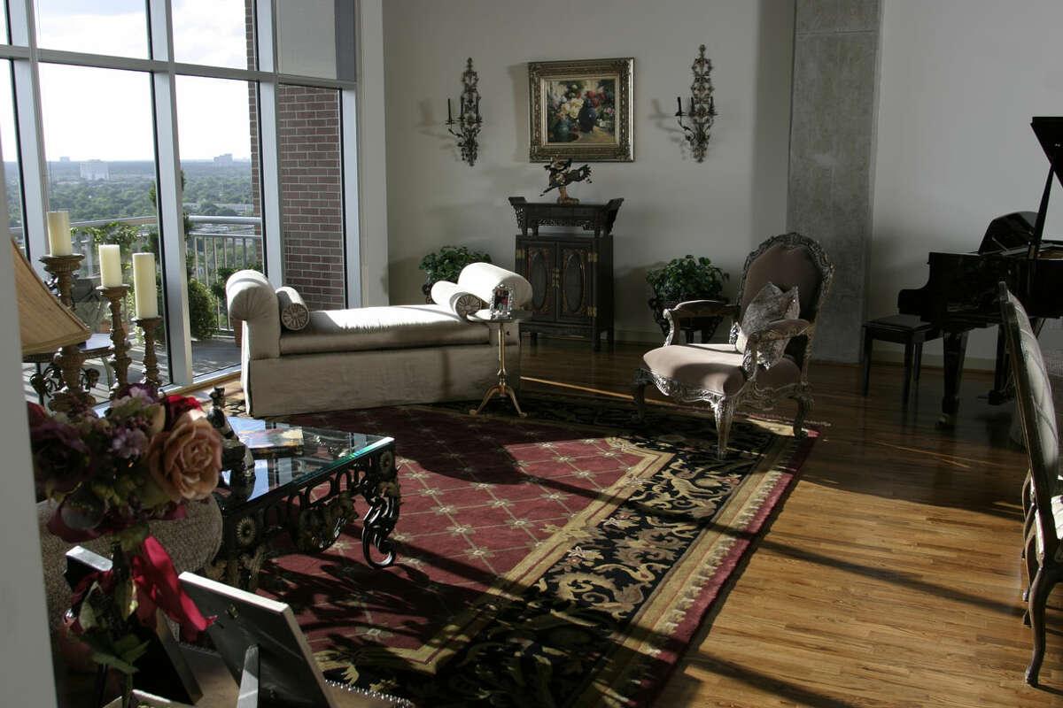 Montrose/Museum District : $1,692