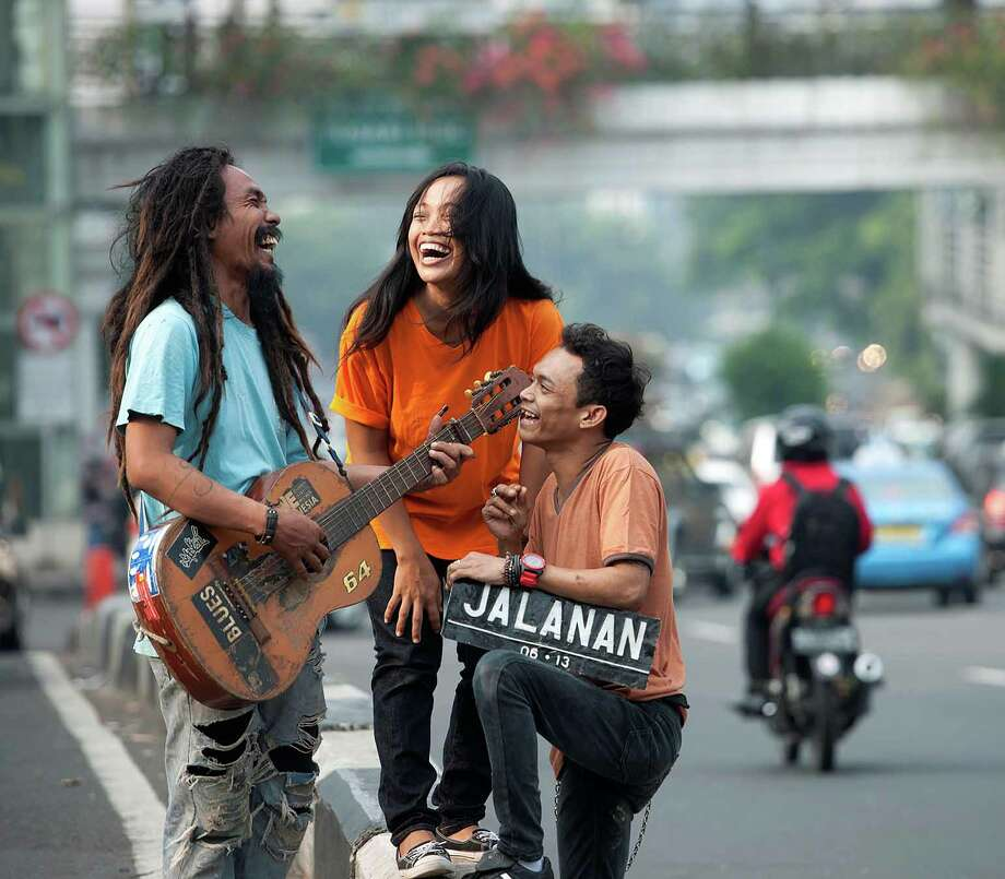 "Hip-hop artist Bun B will introduce ""Jalanan,"" a film about the street musicians of Jarkarta, Indonesia, Thursday.  The event kicks off a series of free Music on Film shows at Cafe Brasil.  Photo: Courtesy Photo"