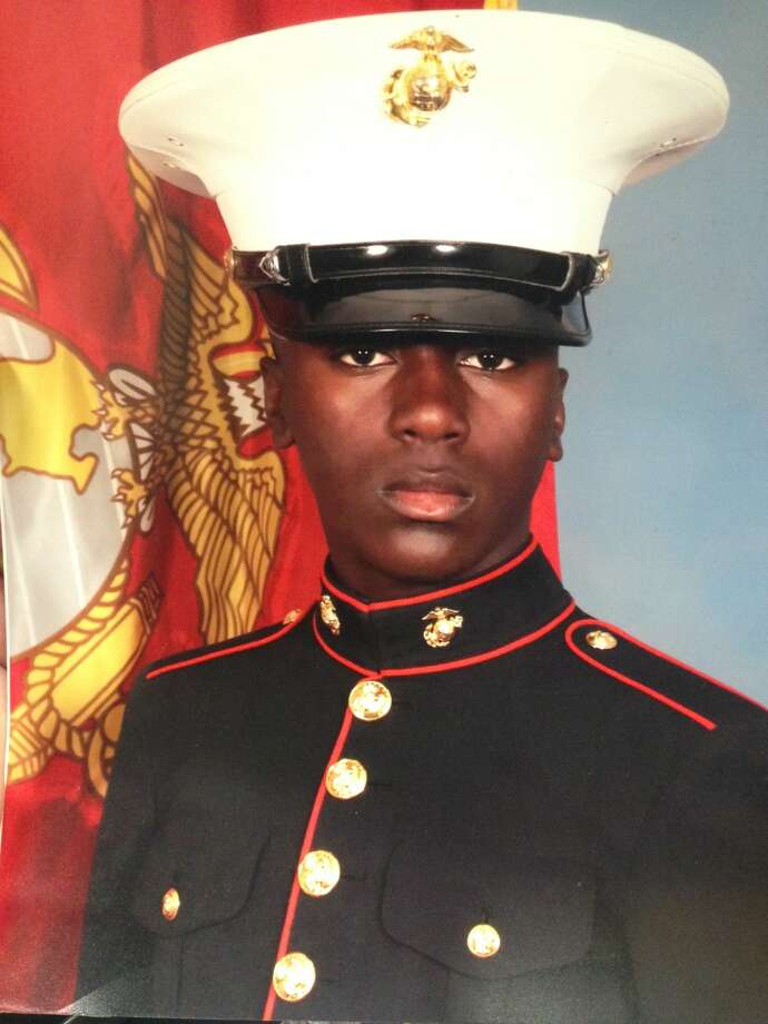 The family of a Marine combat veteran from Houston missing since late August appealed to the public on Wednesday for helping finding their loved one. Rodrick Darnell Cassell, 24, has not been seen since the early hours of Aug. 29.   According to Houston police Cassell told his girlfriend just after midnight that he was going to meet friends in the 11900 block of Hunkler Drive in Southeast Houston near Pearland. Photo: Cassell Family