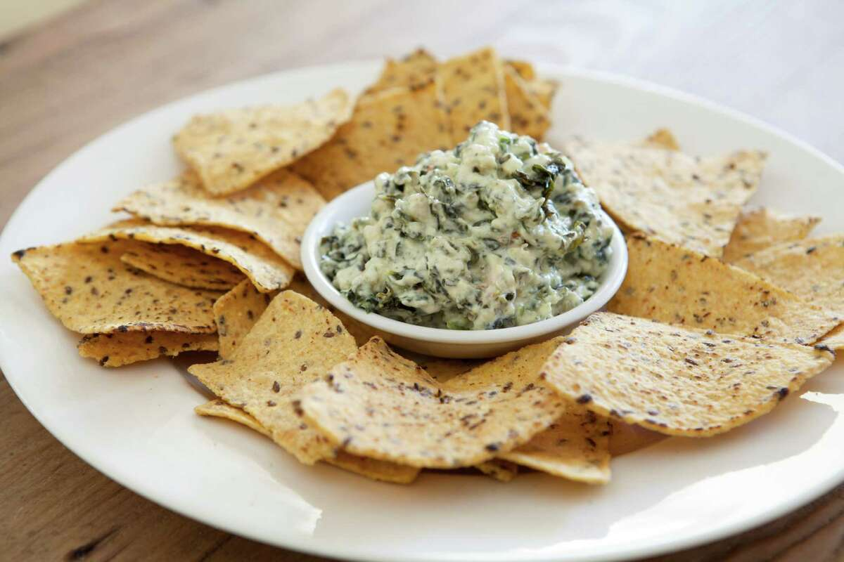 Other holiday pitfalls include cheesy crab dip, each tablespoon of which has one-third of a day's recommended intake of saturated fat.