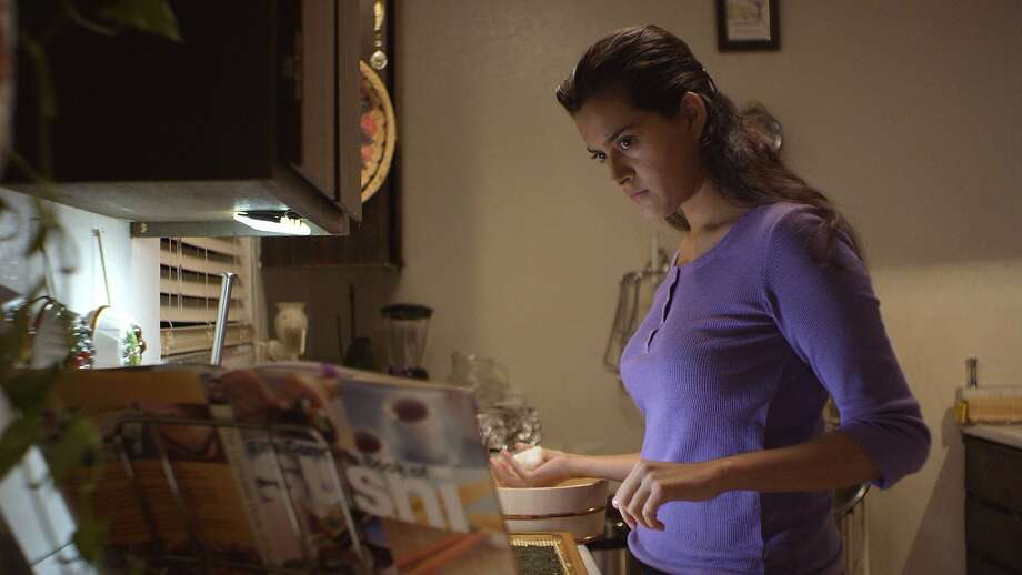 "Diana Elizabeth Torres in Anthony Lucero's ""East Side Sushi."" Photo: Napa Valley Film Festival"