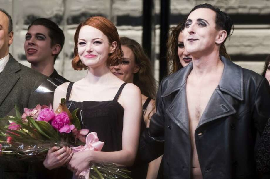 Emma Stoneearned rave reviews this week as she made her Broadway debut alongside Alan Cumming in her dream role, playing Sally Bowles in 'Cabaret.'Take a look at these other Hollywood stars who made the transition from the silver screen to the Great White Way.
