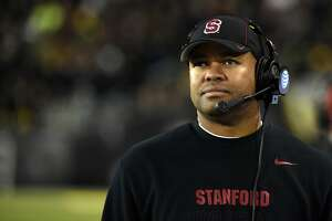 KNBR Conversation with Stanford football coach David Shaw - Photo
