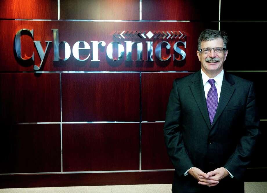 Chief Operating Officer Rohan Hoare of Houston-based Cyberonics. Photo: Thomas B. Shea, For The Chronicle / © 2014 Thomas B. Shea