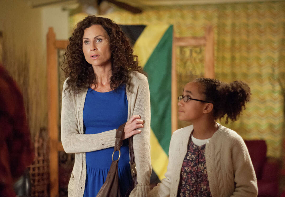 """Minnie Driver, left, and India Jean Jacques star in Relativity Media's """"Beyond the Lights."""" (Suzanne Tenner/Blackbird Productions, LLC)"""