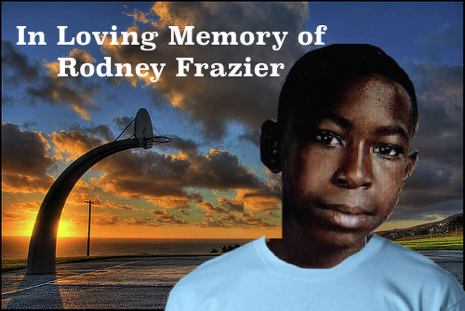 A memorial image for Rodney Frazier Jr., a 16-year-old who was shot to death in North Richmond. Photo: Mark DeLuca, Courtesy