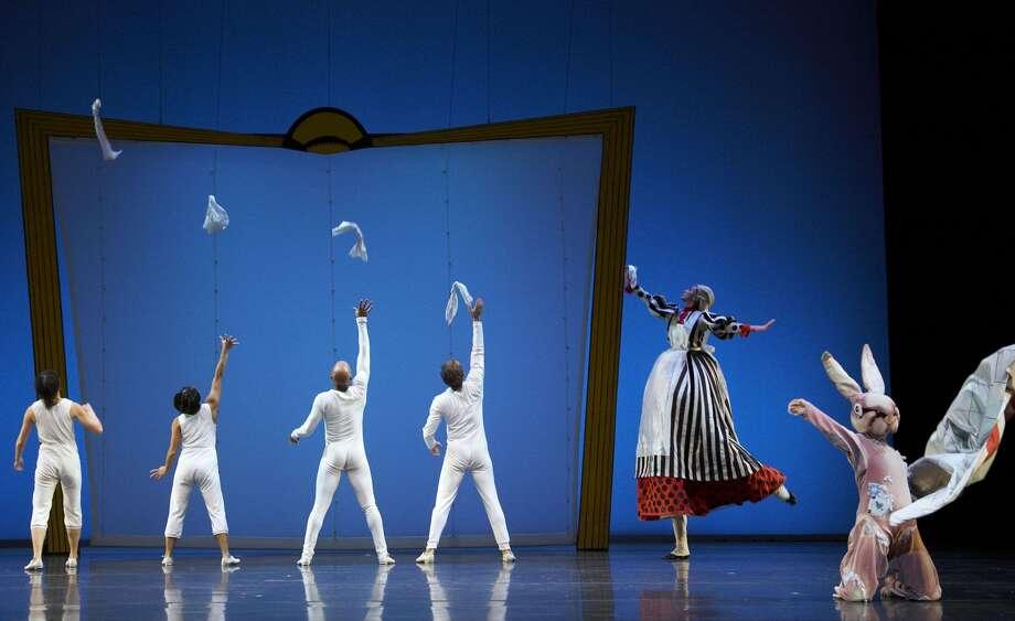 "ODC Dance brings KT Nelson's holiday classic, ""The Velveteen Rabbit,"" to Yerba Buena Center for the Arts Nov. 28-Dec. 14. Photo: R.R. Jones / R.R. Jones / ONLINE_YES"