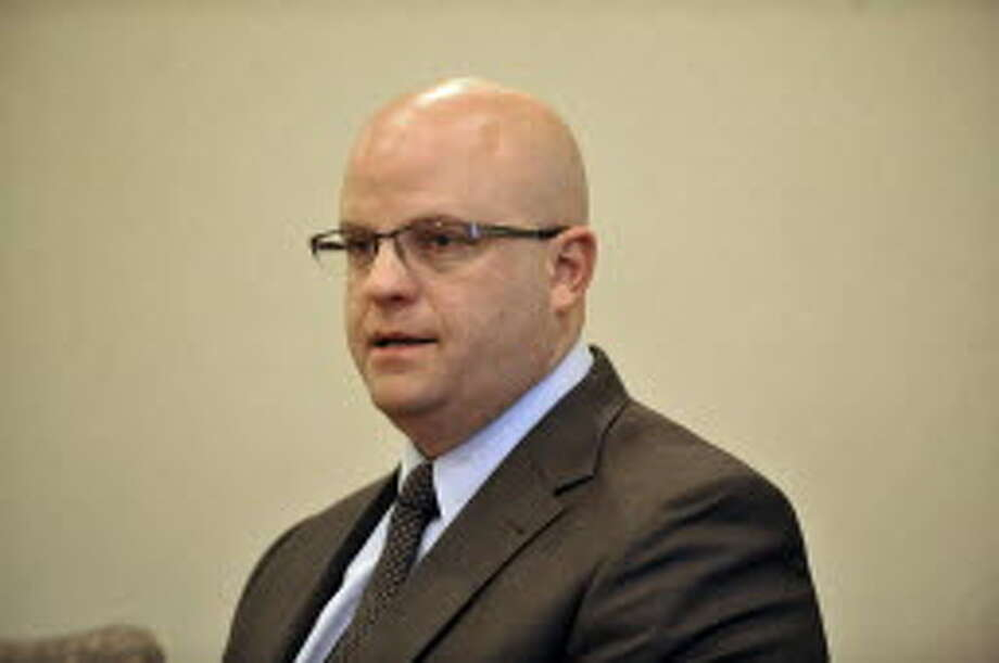 Joel Abelove was elected the Rensselaer County district attorney on Nov. 4. (Times Union photo)