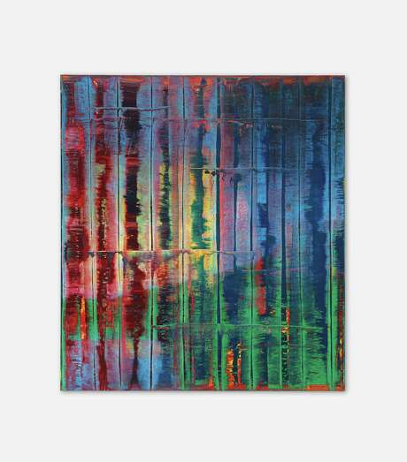 """The Linda Pace Foundation sold a painting from its collection by German abstract painter Gerhard Richter for $XX at a Christie's auction in New York Nov. 12. Proceeds from the sale of """"Abstraktes Bild (774-4)"""" will be dedicated to a building fund for a long-envisioned exhibition space at the foundation's Camp Street campus. Photo: Courtesy Linda Pace Foundation"""