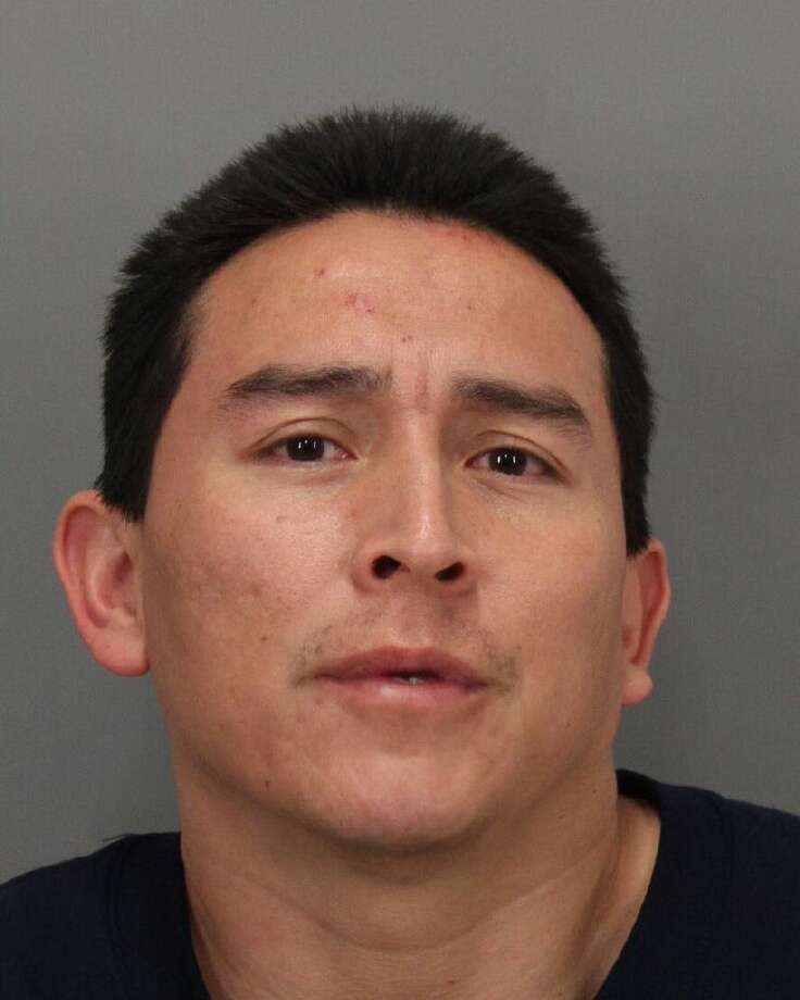 Kristopher Joe Rivera, 35, of Redwood City, was arrested in Palo Alto on Nov. 11, 2014, after police say he brandished a knife in a restaurant and led officers on a foot chase. Photo: Courtesy / Palo Alto Police Department / ONLINE_YES