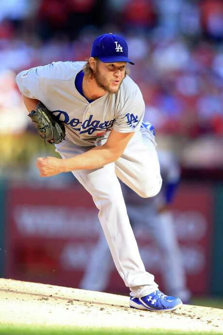 Clayton Kershaw went 21-3 with a 1.77 ERA in leading the Dodgers to the NL West championship. Photo: Jamie Squire, Staff / 2014 Getty Images