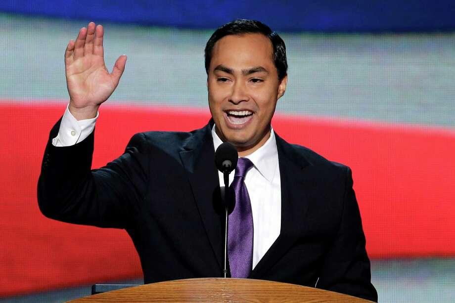Joaquin Castro Photo: J. Scott Applewhite / Associated Press File Photo / AP