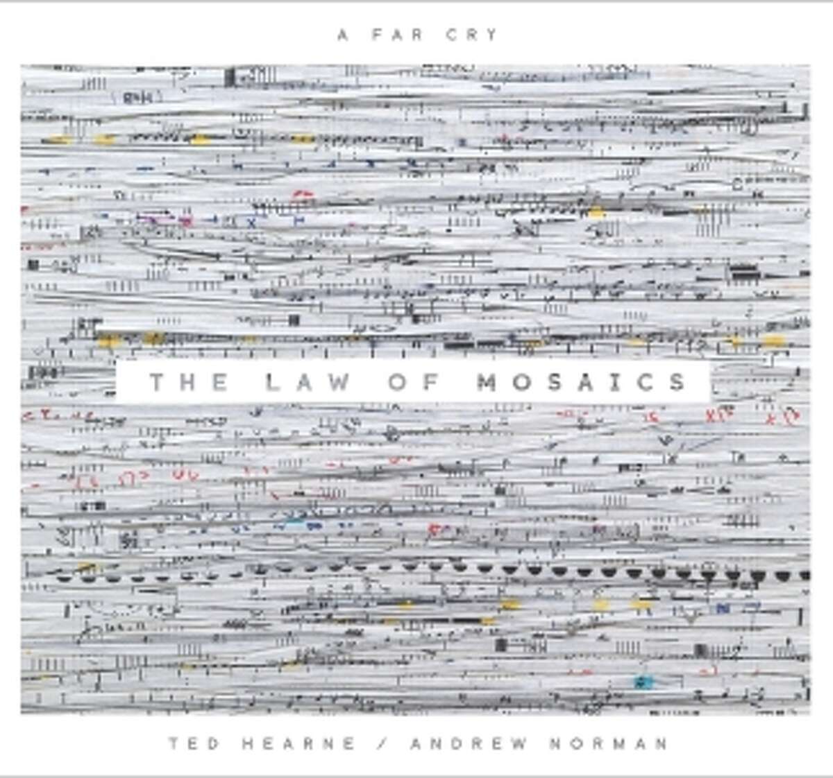 CD cover: A Far Cry/Law of Mosaics