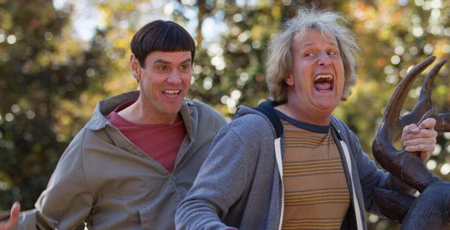 "Click through this slideshow to see the worst movies since the turn of the century.Dumb and Dumber To (2014)What happened to the Farrelly brothers? It's as if the comedy fairy returned after 10 years to take back the jokes. In this sequel to the original (and very funny) ""Dumb and Dumber,"" you could actually feel the flop sweat on Jim Carrey and Jeff Daniels as they flogged material for what turned out to be silent movie audiences. This was bad for Daniels, but even worse for Carrey, who is a comic actor and is supposed to know the difference between funny and painful. Sure, his film career will recover, just as someone might recover from hitting himself in the face with a hammer. The trick is not doing that in the first place. Photo: Universal Pictures"
