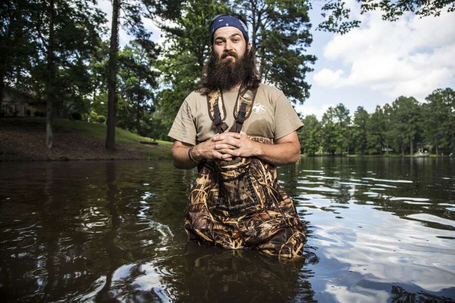 "Jep Robertson of ""Duck Dynasty"" listed his Louisiana home after relocating to Austin with his wife and kids to start a food truck.>> See photos of his amazing home above ... Photo: Karolina Wojtasik, A&E"