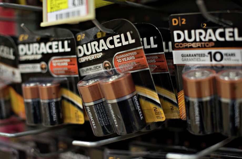 The Duracell battery unit goes to Berkshire Hathaway in the tax deal. Photo: Daniel Acker / Bloomberg / © Bloomberg Finance LP 2014