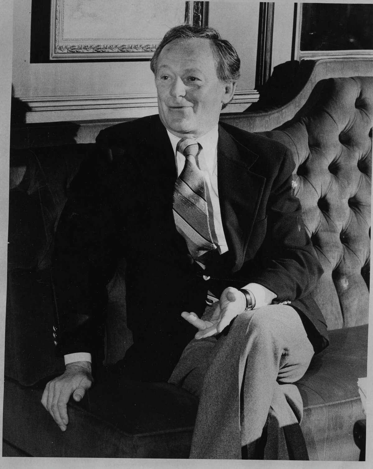 Victor Gotti of Ernie's restaurant in 1978