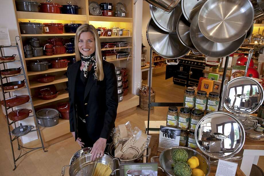 20. Laura Alber Company: Williams-Sonoma | Title: President and CEO Photo: David Paul Morris, Bloomberg
