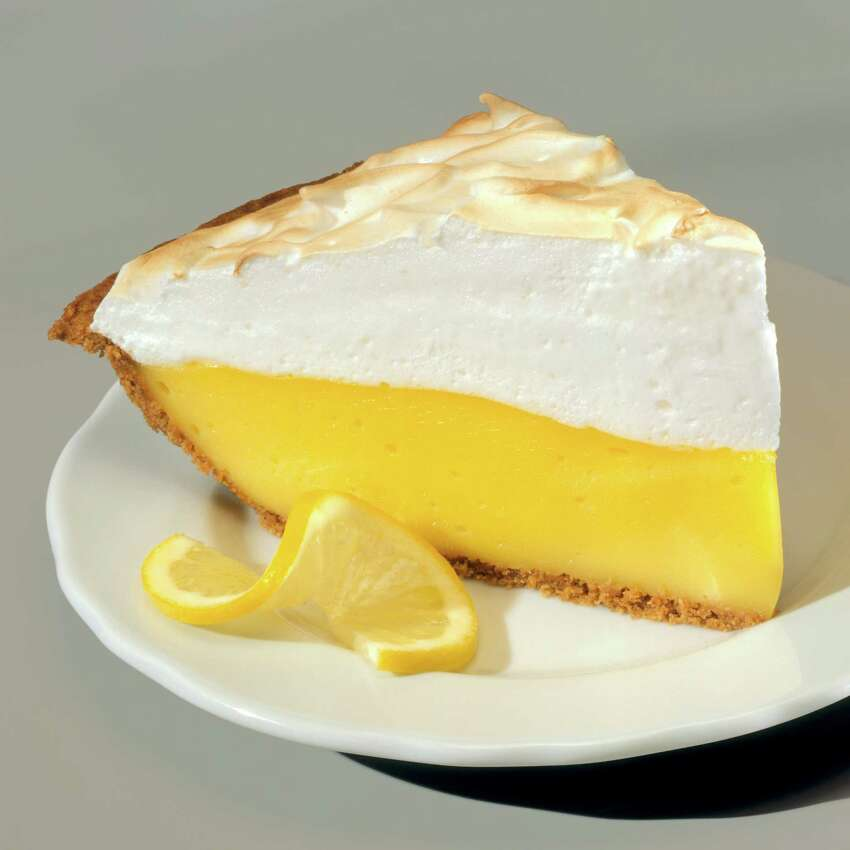 California Californians take advantage of their ample crops of lemons with lemon meringue pie.Read more.