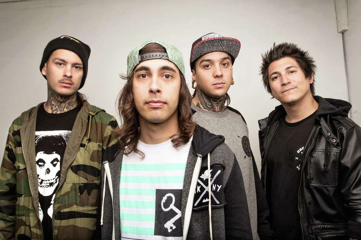 Rockers Pierce the Veil & Sleeping With Sirens bring their World Tour to Albany. When: Friday, 7:00 p.m. Where: Washington Avenue Armory. Learn More.