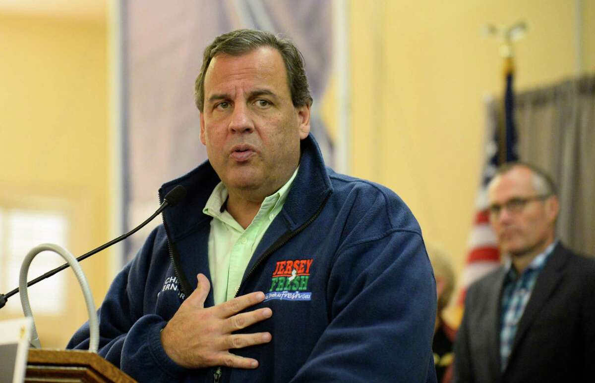 New Jersey Gov. Chris Christie could be under fire from his state's not-so-conservative voters if the Supreme Court strips federal subsidies from Americans using federal health insurance exchanges.