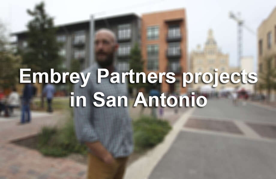 Embrey Partners has been listed as the No. 4 Top Multi-Family Developer in the country and the only Texas-based developer in Crittenden Apartment Report's first quarter release, based on 2014 starts.This year, Embrey is on track to develop between 1600 and 2000 new units in Texas, Colorado and Tennessee. Embrey is currently managing 2,750 units in San Antonio. Here are San Antonio projects currently owned or managed by Embrey.