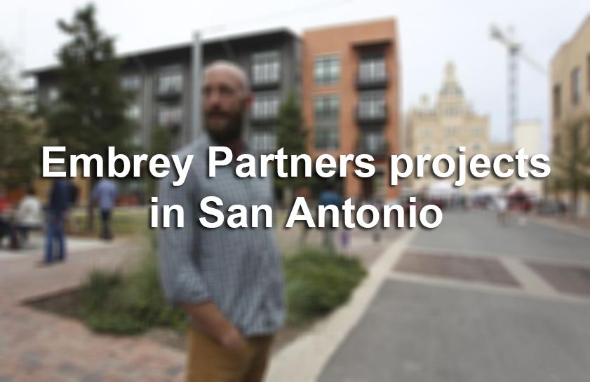 Embrey Partners Projects In San Antonio San Antonio