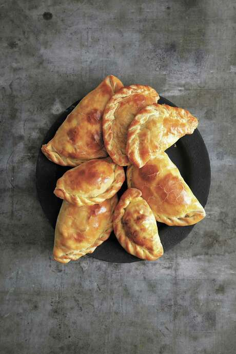 "Argentine Chicken Empanadas from ""Pastry: Foolproof Recipes for the Home Cook"" by Nick Malgieri Photo: Romulo Yanes / Courtesy / / ©Romulo Yanes"