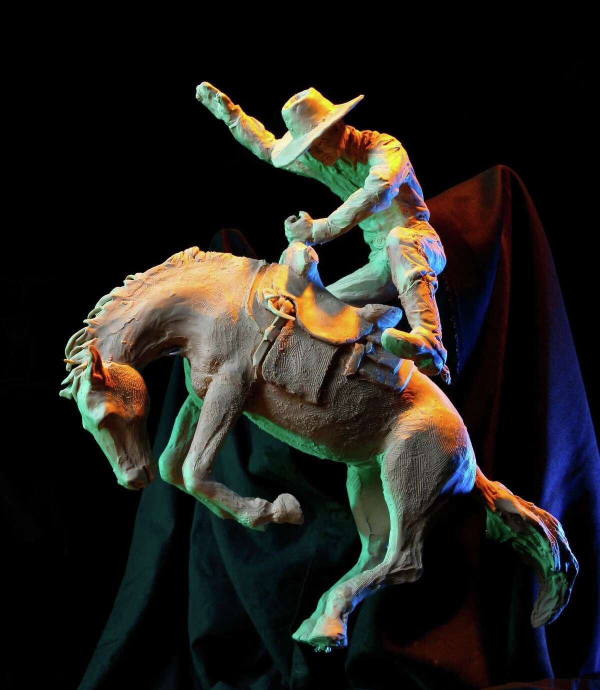 The vaquero, the new mascot for the University of Texas Rio Grande Valley, is also an American icon.