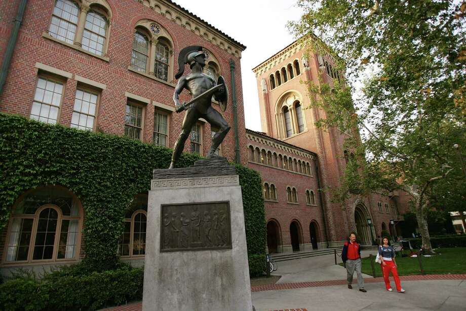 11) University of Southern California, Los AngelesTuition, 2015-16: $50,210.This Southern California school had the 11th highest tuition in America, according to data gathered by U.S. News & World report for the 2015-16 school year. In March 2016, USC announced that it would raise its tuition to $51,442 for the 2016-17 school year.  Photo: David McNew, Getty Images / 2007 Getty Images