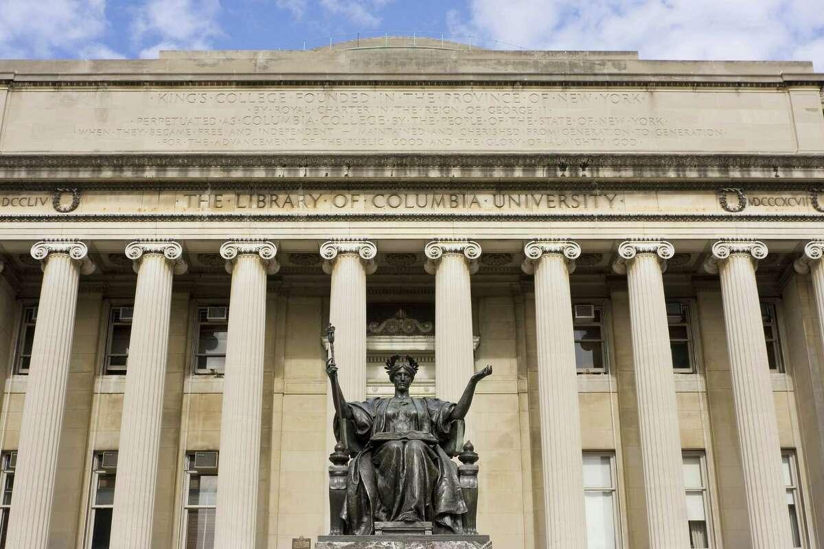 Columbia University Total 2014 endowment: $9.2 billion Source:Business Insider
