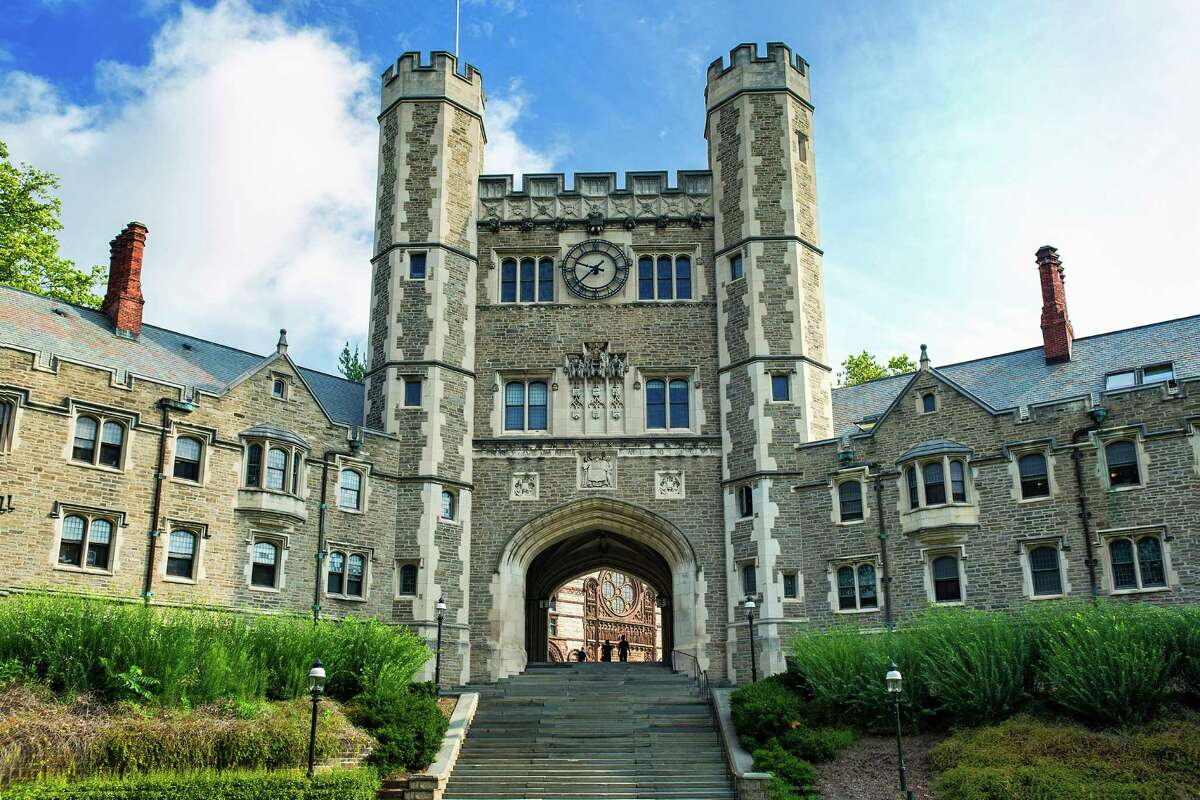 Princeton University - U.S. News & World Report rank: No. 1 HISD students accepted: 1
