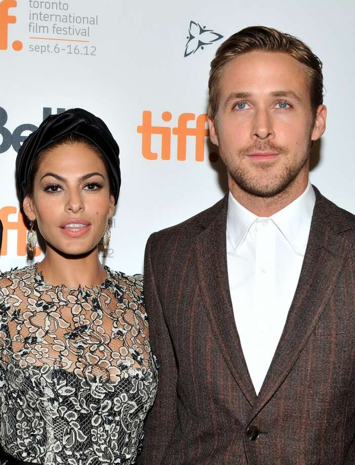 Hey girl. Eva Mendes and Ryan Gosling welcomed a daughter in late 2014. Photo: Sonia Recchia, Getty Images