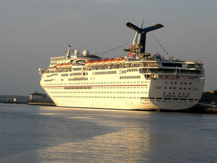 The Carnival Fantasy ship took a detour from its cruise in order to save to 23 people who were left adrift after trying to travel to Mexico.   >>>Click through to see cruise ships with recent health and safety violations (AP Photos/Bruce Smith, file) Photo: Bruce Smith, Associated Press