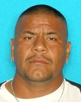 """Alfredo Rangel: 12/29/76, 5'9"""", 200 lbs.Identifying marks:Scars above right eye and on stomach. Mole above right eye.Wanted for: Parole Violation (Original Offenses: Aggravated Assault of Public Servant, Aggravated Kidnapping, Aggravated Robbery), Larceny, Engaging in Organized Criminal Activity.Last known address: Laredo, TexasUp to $7,500 rewardCAUTION: This man should be considered armed and dangerous Photo: Texas Department Of Public Safety"""