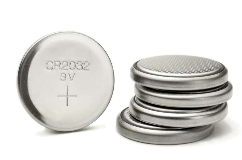 When small children ingest a button battery - commonly found in watches, cameras, small remote controls, garage-door openers and cell phones - it can lodge in the esophagus. Lithium batteries can damage tissue and even be fatal. More than 3,500 cases of button battery ingestion are reported to U.S. poison control centers every year. Keep them out of reach of children and seek medical attention if a child has swallowed one.