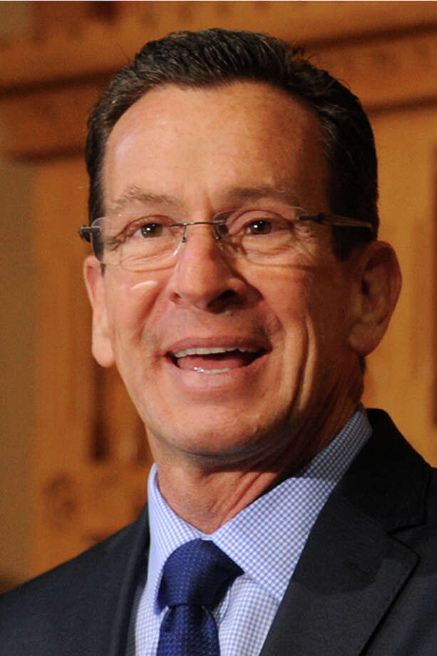 Gov. Dannel P. Malloy answers questions about last night's election and plans for the next four years Wednesday, Nov. 5, 2014, during a news conference at the State Capitol in Hartford, Conn. Photo: Autumn Driscoll / Connecticut Post