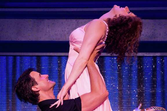 """Dirty Dancing,"" starring Samuel Pergande and Jillian Mueller, runs Tuesday- Nov. 23 at the Hobby Center."