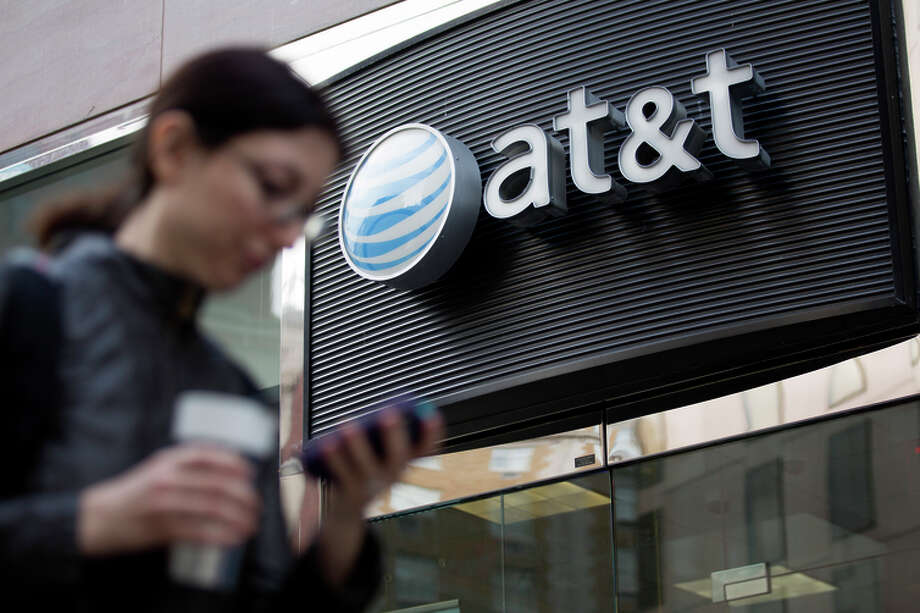 AT&T, the second-largest U.S. wireless company, is paying for data breaches at foreign call centers. Photo: Andrew Harrer / Bloomberg / © 2014 Bloomberg Finance LP