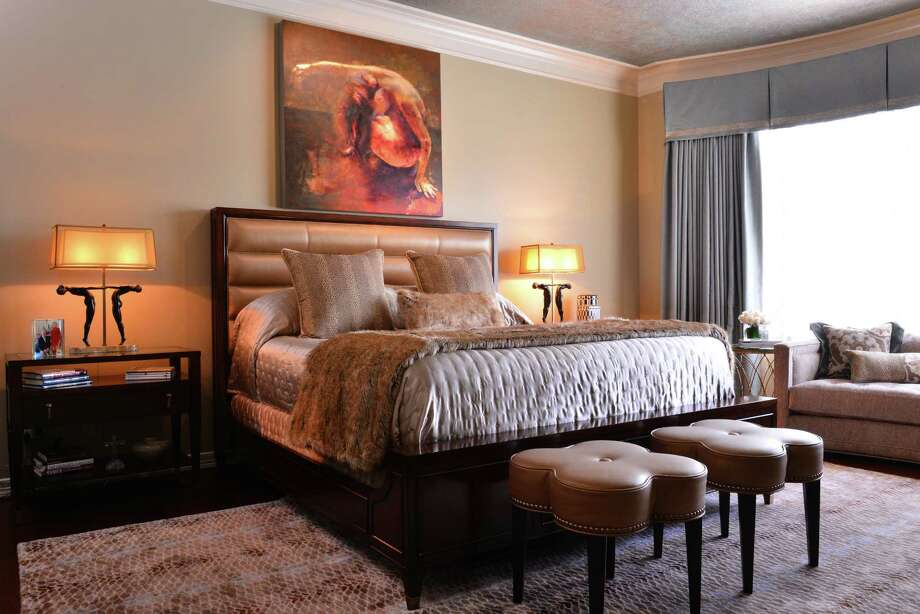 The Luxe Lifestyle Master Bedroom Reveal: With Help From Friends, Cypress Home Has A Luxe New Look